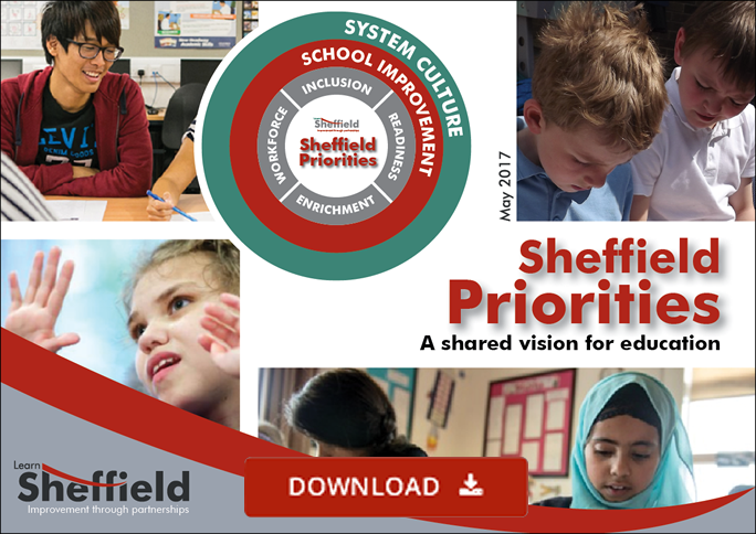 Download Sheffield Priorities Document