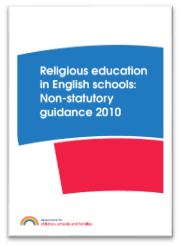 Religious education in English schools: Non-statutory guidance 2010